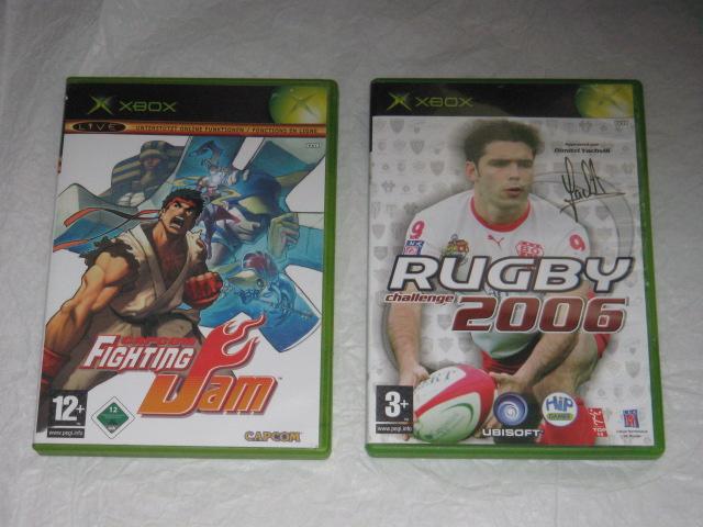 La collection de Shubibiman Xbox